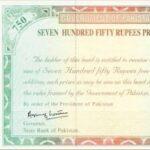 Rs 750 Prize bond list result