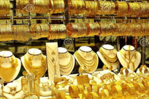 Gold rate in UAE (Dubai)
