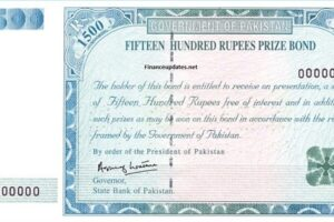 1500 prize bond list 2020
