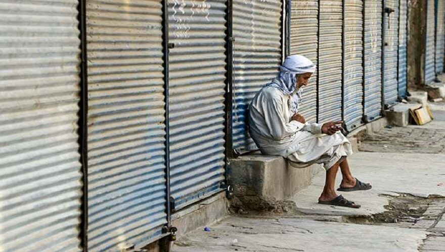 """Punjab Govt held """"smart lockdown"""" from midnight to August 5"""