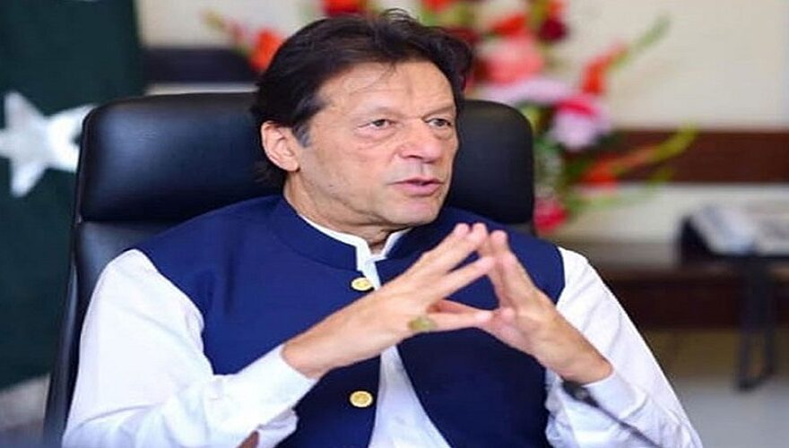Pakistan's economy is on the right track, tweeted Imran Khan