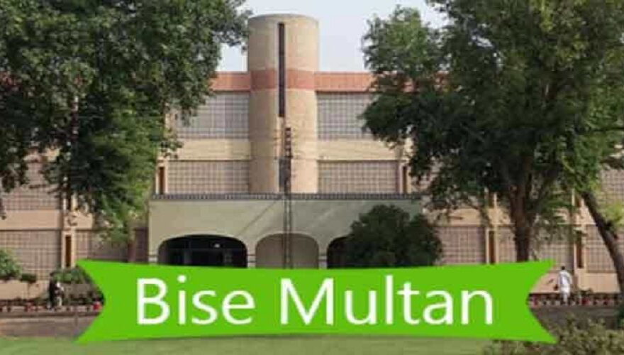 BISE Multan to announce Matric Annual Examination Result 2020 today 19 September 2020