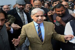 PML-N President Shahbaz Sharif Arrest in Money Laundering Case