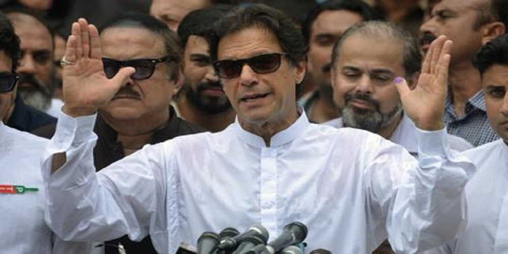 PM Imran Khan wants Rich Nations to Return Poor's stolen assets