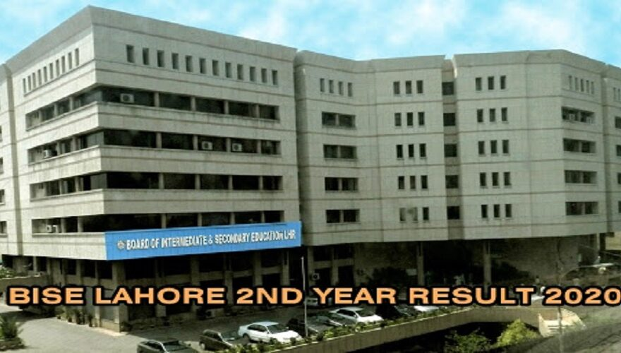 BISE Lahore 2nd Year Result 2020