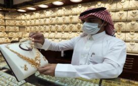 Today Gold Price In Saudi Arabia