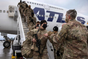 army soldiers return home afghanistan withdrawal